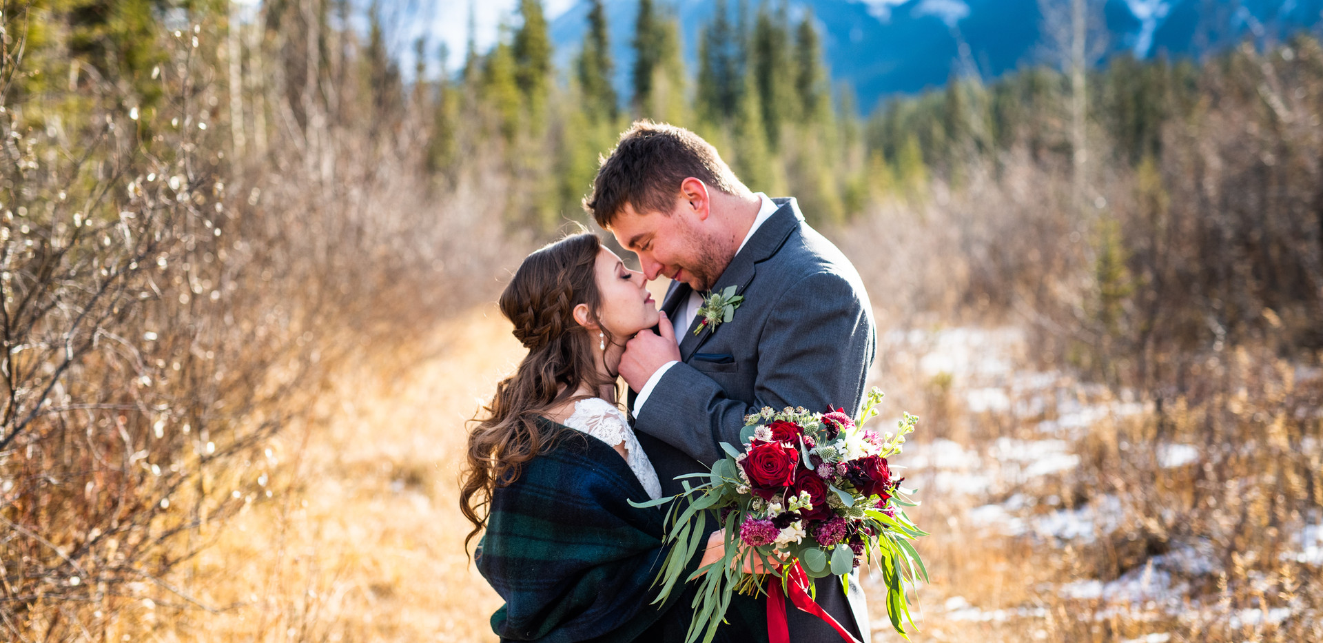 Canmore Alberta Wedding