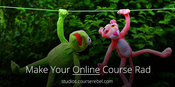Make Your Online Course Rad