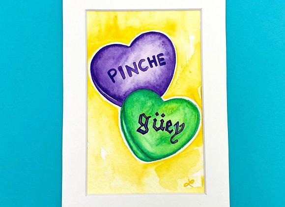 PINCHE GÜEY Sweetheart