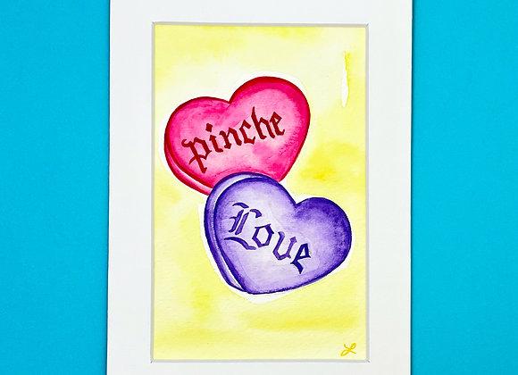 PINCHE LOVE Sweetheart