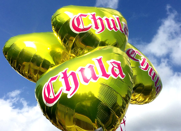 CHULA Balloons (3 BUNDLE)