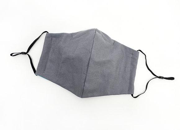 GREY Cotton Face Mask