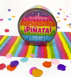 PIÑATA  Washi Tape
