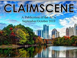 CLAIMSCENE Sept.-Oct. Header