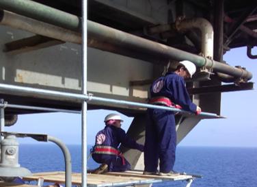 Mellitah Oil & Gas Company MOG CN696 Pro