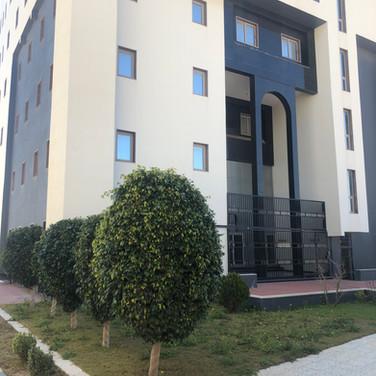 ETOS's Building