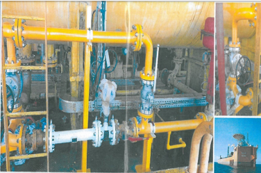 Mabruk Oil Operation Test Separator Liqu