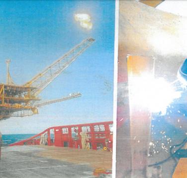 Mabruk Oil Operation Test Separator Liqu