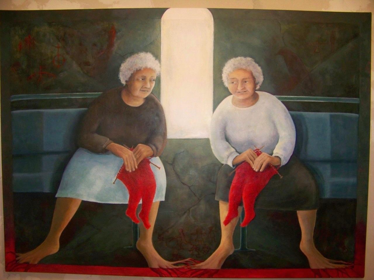 Grandmothers, 2011