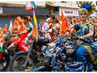 Badass All-female Biker Gangs in India