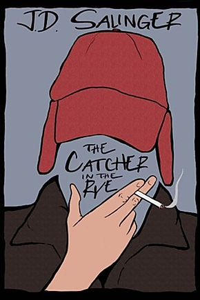 catcher in the rye book review  chazzy patel  novelist and  catcher in the rye book review