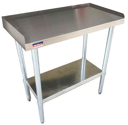 "60 1/4"" x 30"" x 24"" Economic Equiptment Stand, Galvanized Undershelf"