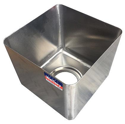 "18"" x 18"" x 12"" Sink Bowls"