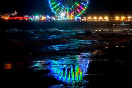 Pinkhassov Blackpool Magnum Photos