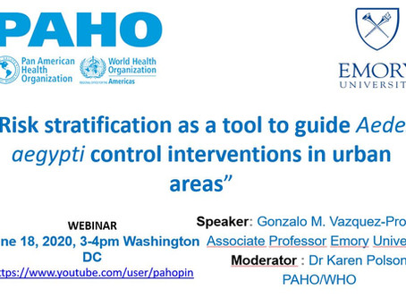 PAHO Lecture Now Available in English!