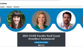EGHI Funding!