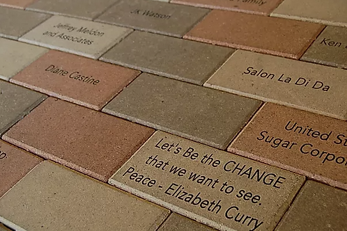 Tribute Brick for Pathway