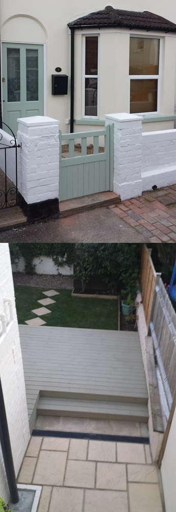 Renovated property in Eastbourne