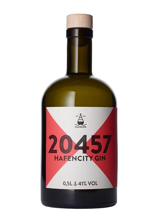 20457 ハーフェンシティジン、41%、500ml