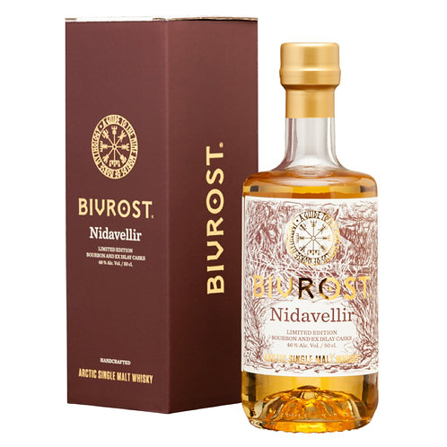 Bivrost®(ビヴロスト) Nidavellir Single Malt Whisky(ニザヴェッリルシングルモルトウィスキー) / 46% / 500ml