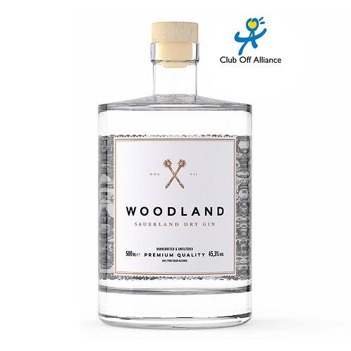 ウッドランドザウアーラントドライジン、45,3%、500ml CLUBOFF