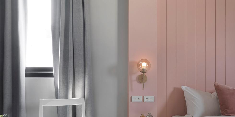 Mr.Mantter Deluxe Double Room 豪華雙人客房-7