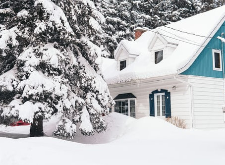Take Steps to Winterize Your Home Now, Avoid Disaster Later