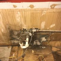 Mold Behind Kitchen Cabinet