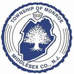 Township of Monroe, NJ official seal