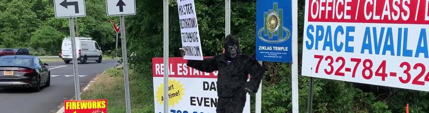 """Gorilla"" Marketing"