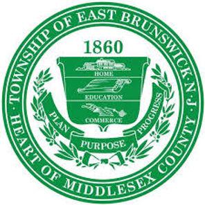 Town of East Brunswick, NJ seal