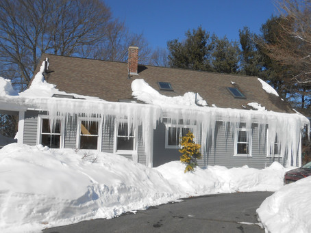 Beware of Ice Dams