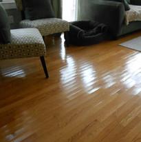 Wood Floor Warps From Water Damage
