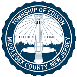 Township of Edison, NJ official seal