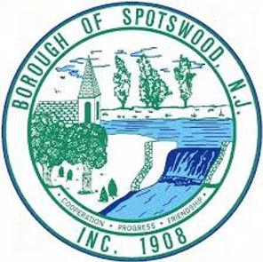 Town seal of Spotswood, NJ