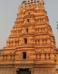 Vellore Temple
