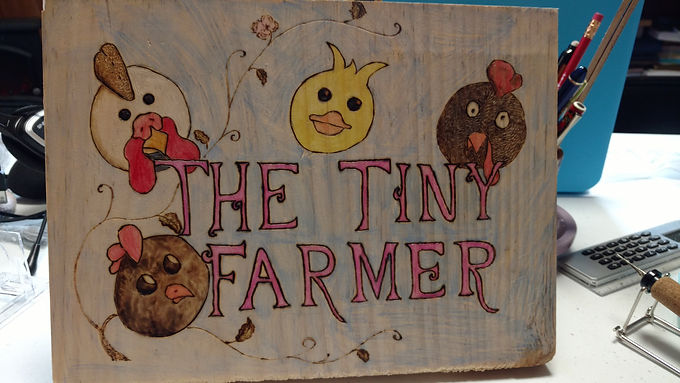 The Tiny Farmer