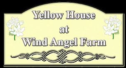 Yellow House at Wind Angel Farm