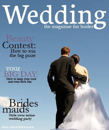 Wedding Magazine 2
