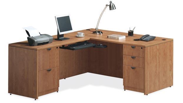 "OS - 66"" x 72"" L Shaped Desk"