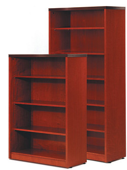 Rudnick Veneer Bookcases