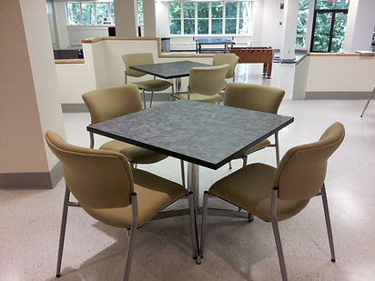 Dining Hall Seating