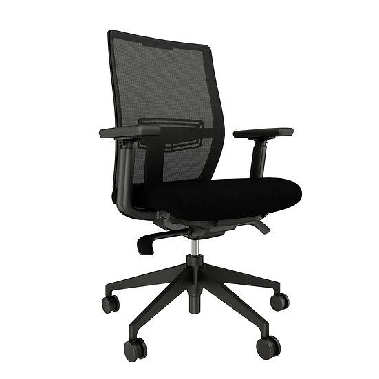 AIS Devens 4600 Multi-Function Task Chair