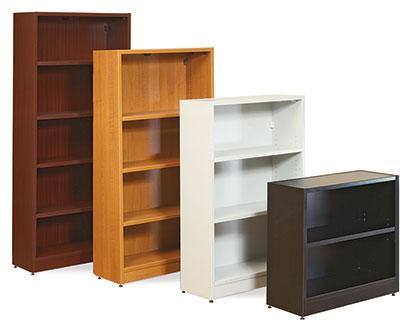 OS Laminate Bookcase