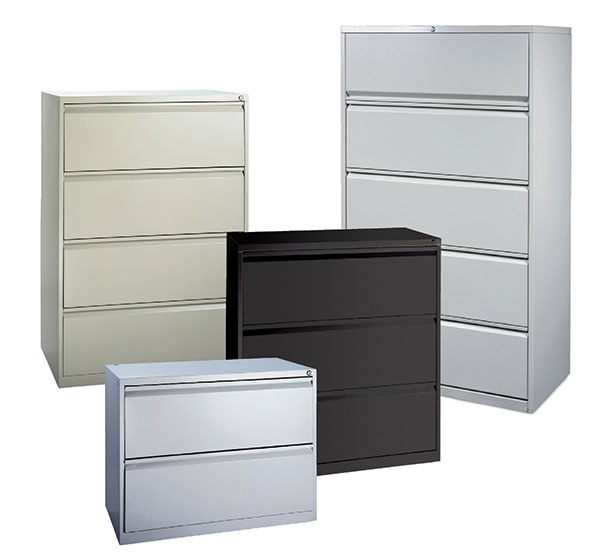 OS 8000 Series Lateral Files