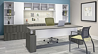 AIS Sit Stand, Height Adjustable Desk, Office
