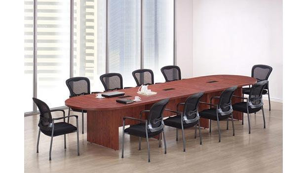 16' OS Racetrack Conference Table