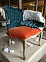 Custom Reupholstery During