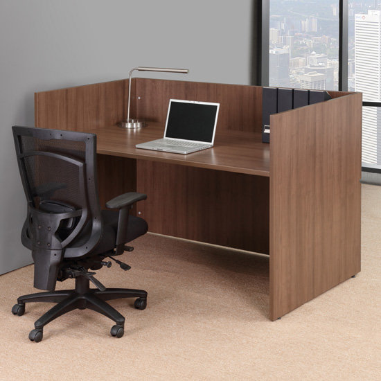 OS Laminate Reception/ Work Station