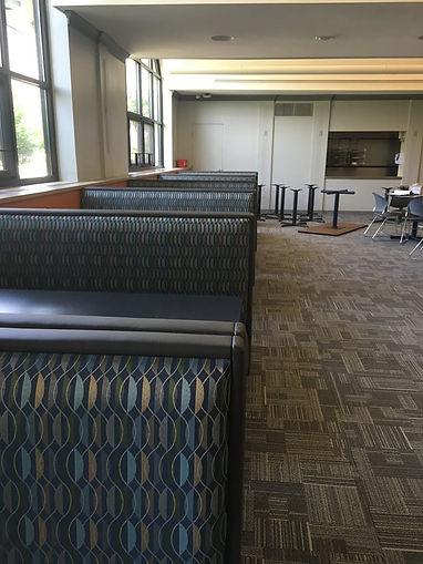 Dining Hall Installation 3